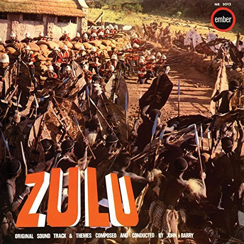 Zulu Soundtrack John Barry
