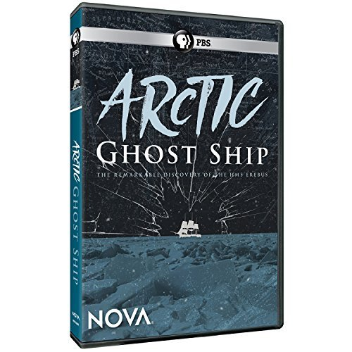 Nova Arctic Ghost Ship Pbs DVD