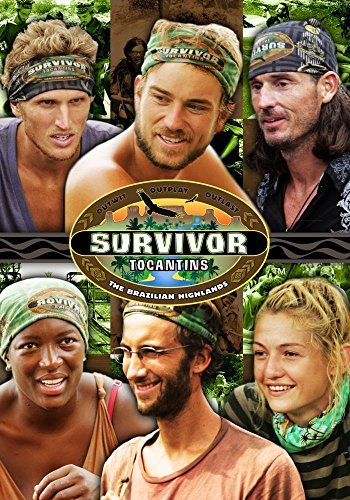 Survivor Season 18 Tocantins DVD Mod This Item Is Made On Demand Could Take 2 3 Weeks For Delivery