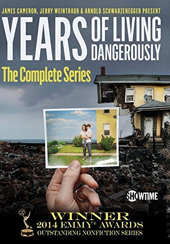 Years Of Living Dangerously C Years Of Living Dangerously C Made On Demand