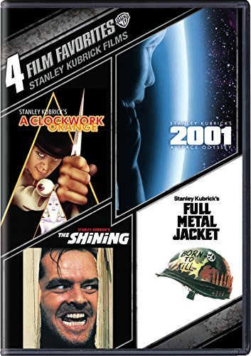 4 Film Favorites Stanley Kubr 4 Film Favorites Stanley Kubr