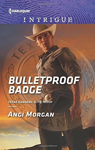 Angi Morgan Bulletproof Badge