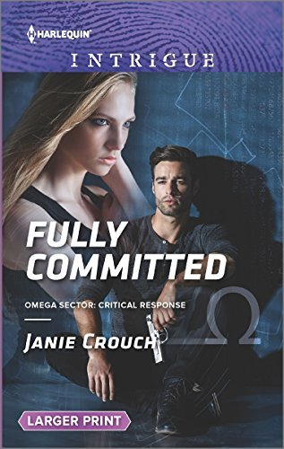 Janie Crouch Fully Committed Large Print