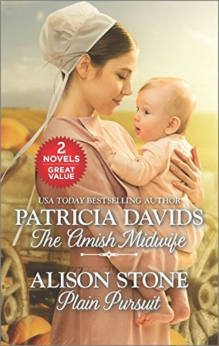 Patricia Davids The Amish Midwife And Plain Pursuit