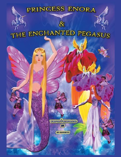 Gn Eltoukhy Princess & The Enchanted Pegasus