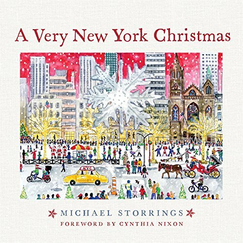 Michael Storrings A Very New York Christmas 0002 Edition;