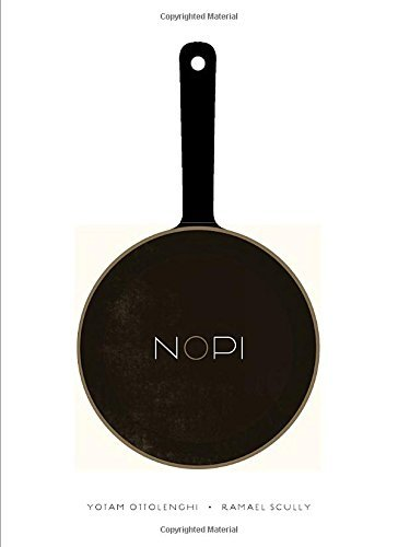 Yotam Ottolenghi Nopi The Cookbook