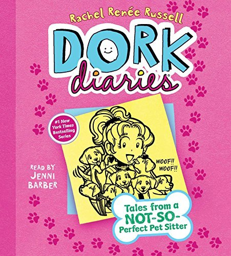 Rachel Ren Russell Dork Diaries 10 Tales From A Not So Perfect Pet Sitter
