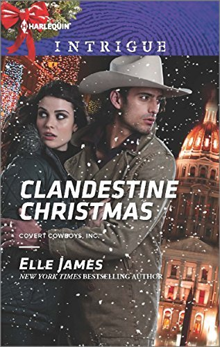 Elle James Clandestine Christmas