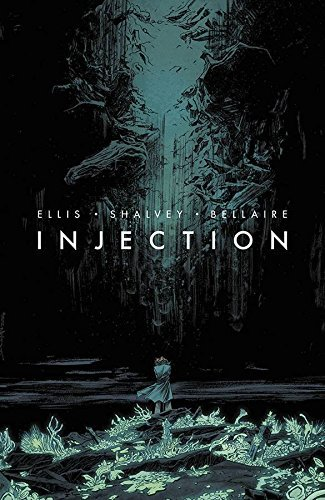 Warren Ellis Injection Volume 1
