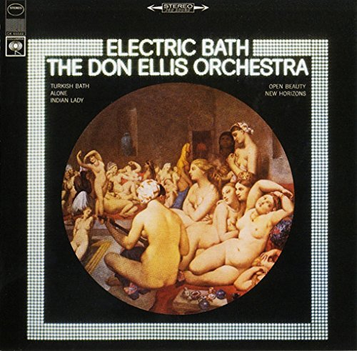 Don Orchestra Ellis Electric Bath Import Jpn