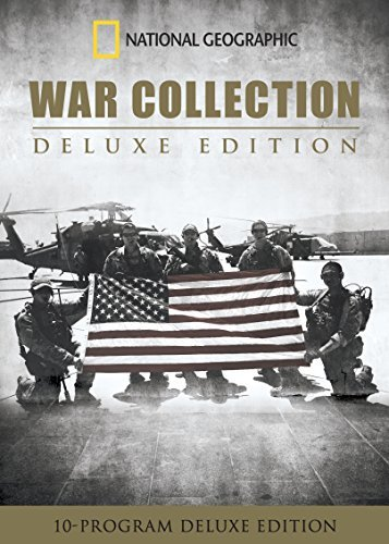 National Geographic War Collection National Geographic War Collection DVD Pg Deluxe Edition