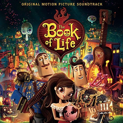 Gustavo Santaolalla Book Of Life (music From The M