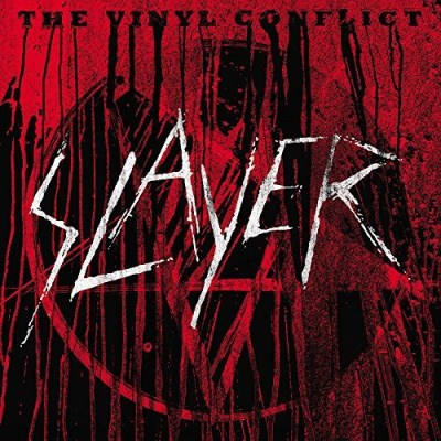Slayer Vinyl Conflict 11 Lp Box Set 180 Gram Vinyl