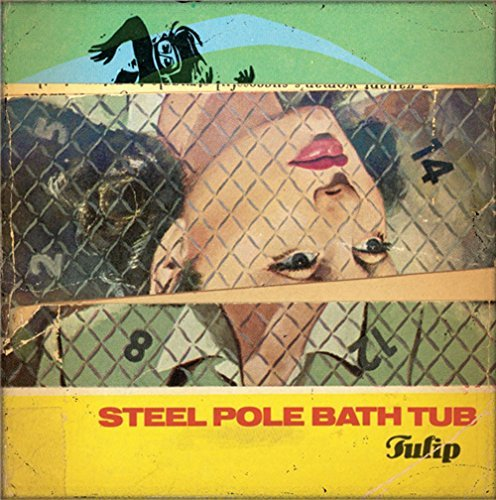 Steel Pole Bath Tub Tulip