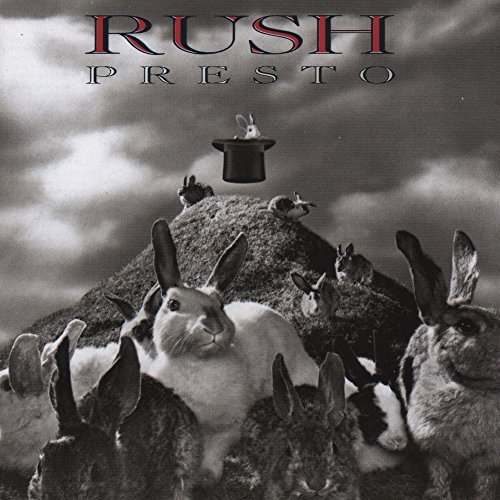 Rush Presto 1 Lp 200g + Hd Download Card