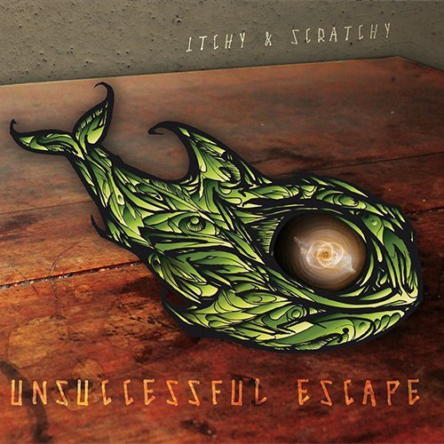 Itchy & Scratchy Unsuccessful Escape Import Gbr