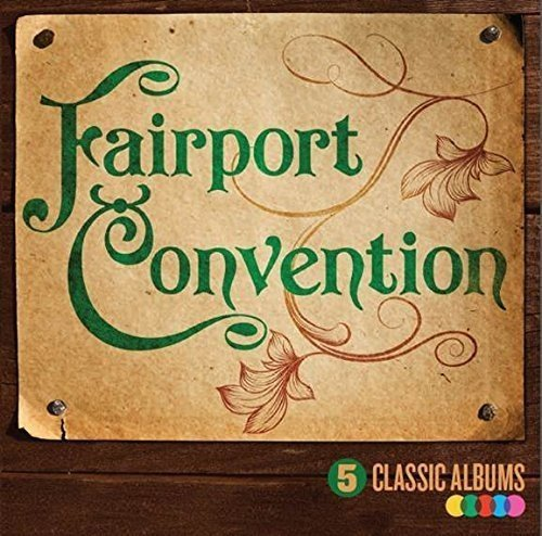 Fairport Convention 5 Classic Albums Import Gbr