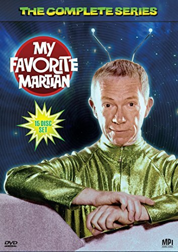 My Favorite Martian Complete Series DVD