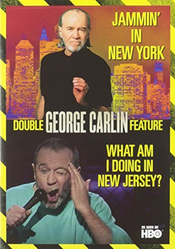 George Carlin Jammin' In Nyc What Am I Doing In New Jersey Jammin' In Nyc What Am I Doing In New Jersey