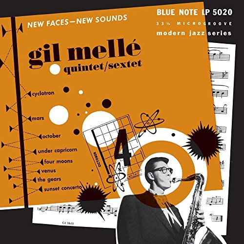 Gil Melle New Faces New Sounds New Faces New Sounds