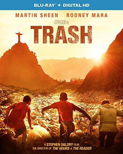 Trash Mara Sheen Blu Ray Digital Copy R