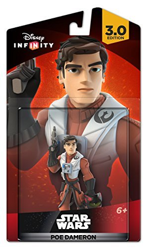 Disney Infinity 3.0 Figure Poe Dameron (star Wars)