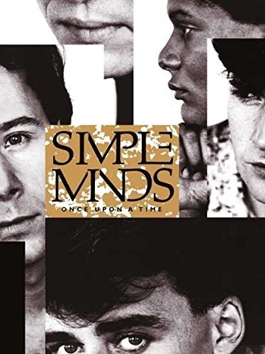 Simple Minds Once Upon A Time Deluxe Edition 2xcd