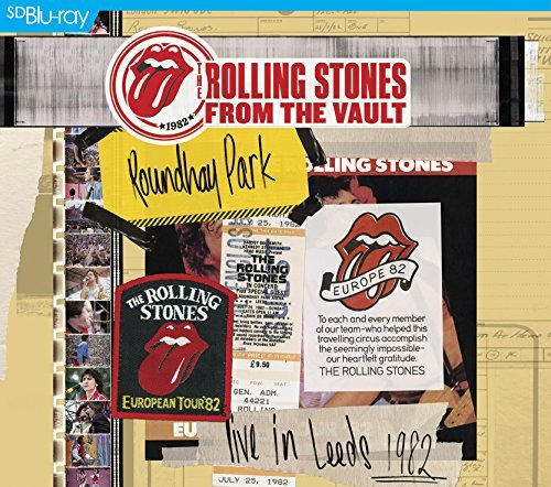 Rolling Stones From The Vault Live In Leeds From The Vault Live In Leeds