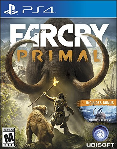 Ps4 Far Cry Primal Far Cry Primal
