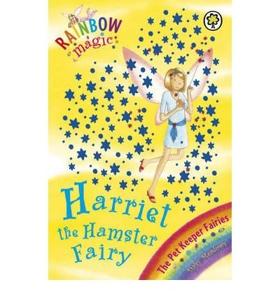 Daisy Meadows Harriet The Hamster Fairy Rainbow Magic The Pet