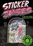 Studio Rarekwai (srk) Sticker Zombies