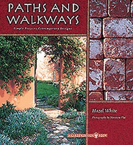 Hazel White Paths & Walkways Simple Projects Contemporary Designs