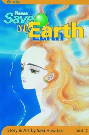 Saki Hiwatari Please Save My Earth Volume 2