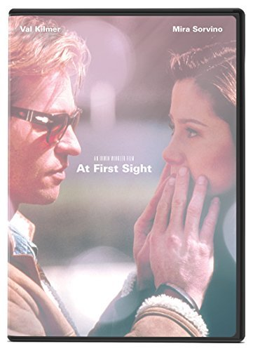 At First Sight Kilmer Sorvino Mcgillis Weber DVD Pg13