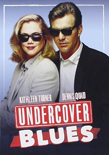 Undercover Blues Turner Quaid Shaw Tucci Miller DVD Pg13