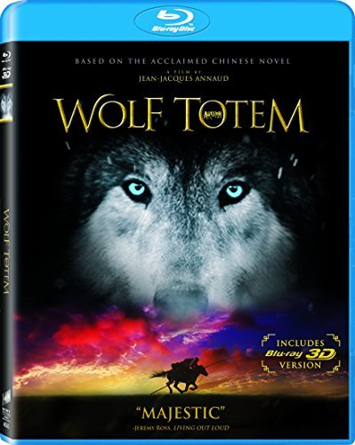 Wolf Totem Wolf Totem 3d Blu Ray Pg13