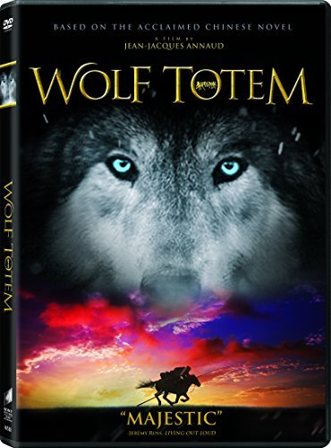 Wolf Totem Wolf Totem DVD Pg13
