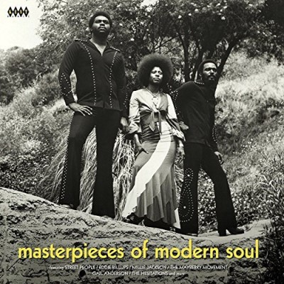 Masterpieces Of Modern Soul Masterpieces Of Modern Soul Lp