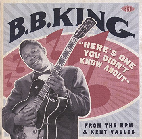 B.B King Here's One You Didn't Know About Import Gbr