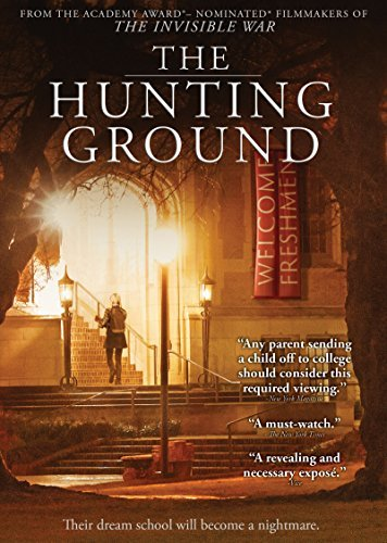 Hunting Ground The Hunting Ground DVD Pg13
