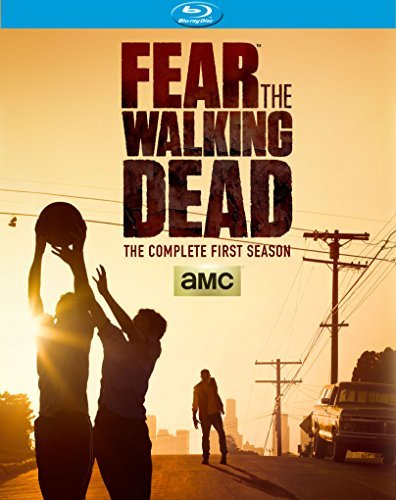 Fear The Walking Dead Season 1 Blu Ray Season 1