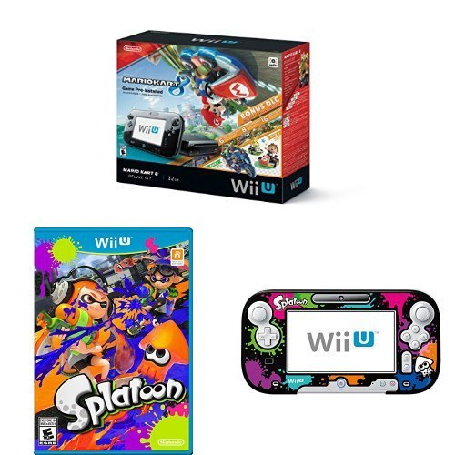 Wii U System With Mario Kart 8 (pre Installed)