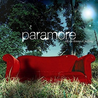Paramore All We Know Is Falling