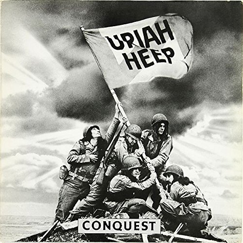 Uriah Heep Conquest Import Gbr
