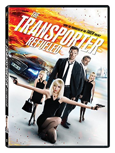 Transporter Refueled Skrein Stevenson DVD Pg13
