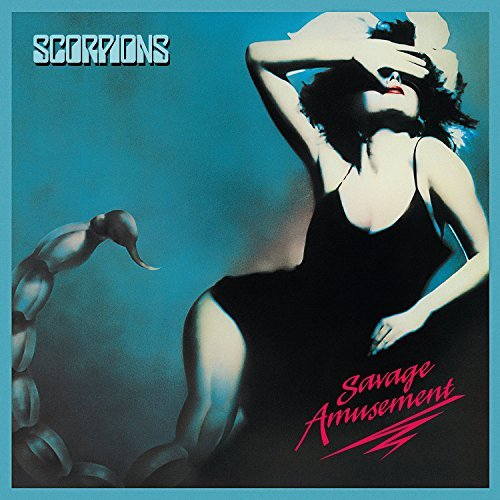 Scorpions Savage Amusement 50th Anniver Import Deu Incl. Bonus CD
