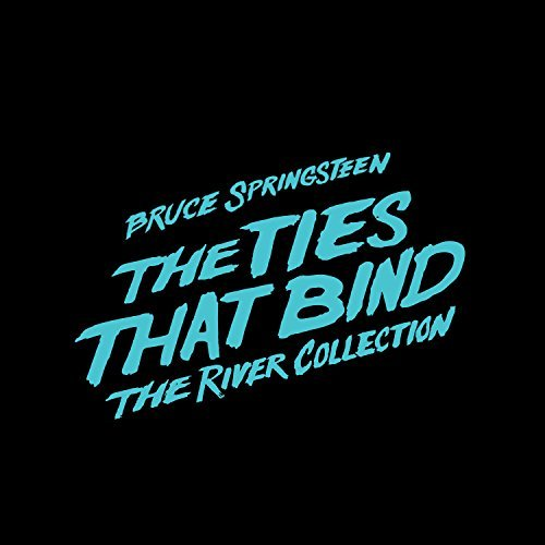 Bruce Springsteen Ties That Bind The River Collection CD + Blu Ray 6 Disc Set