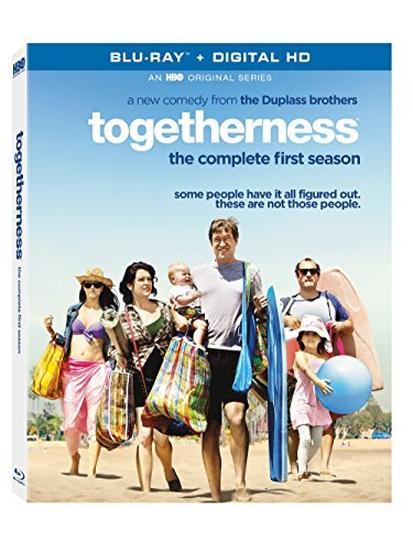 Togetherness Season 1 Blu Ray