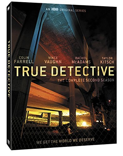 True Detective Season 2 DVD